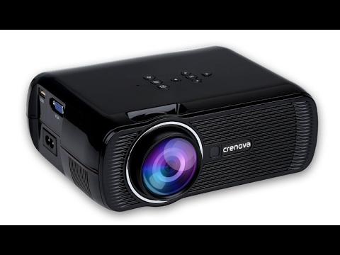 Crenova XPE 460 Projektor | HD | Deutsch