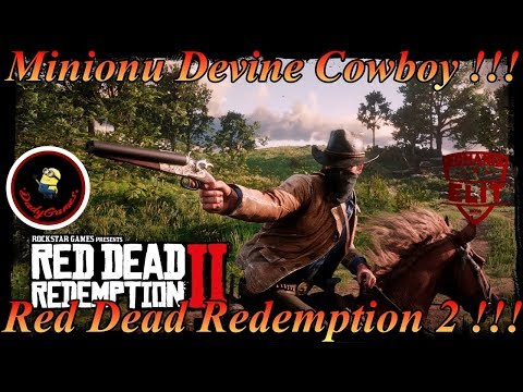 🔴Red Dead Redemption 2!!!🔴Minionu Devine Cowboy Online #Minioni  #RoadTo4k🔴