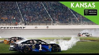 Monster Energy NASCAR Cup Series- Full Race -KC Masterpiece 400