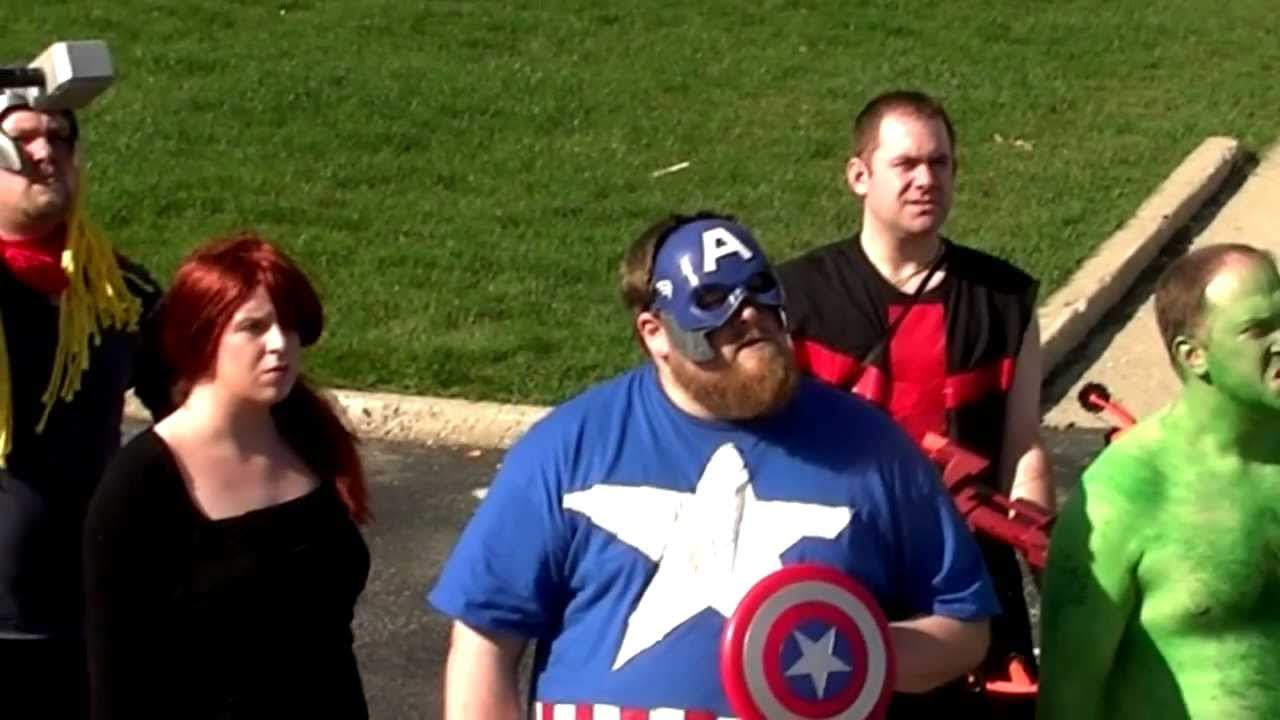 I Don't Know If I Want To See The Avengers. But The Avengers (On A Budget)? Hell, Yes.