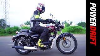 Benelli Imperiale 400 : Retro is the new black : PowerDrift