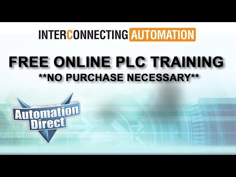Free Online PLC Training - No Purchase Necessary Automation ...