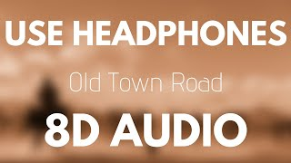 Lil Nas X (ft. Billy Ray Cyrus) – Old Town Road (Remix) | 8D AUDIO