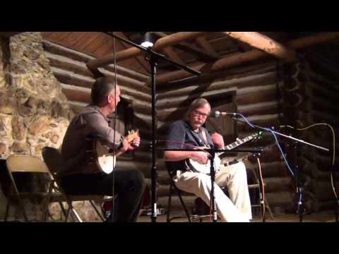 Tony Trischka and Chuck Levy Play John Henry at the Suwannee Banjo Camp 2012.