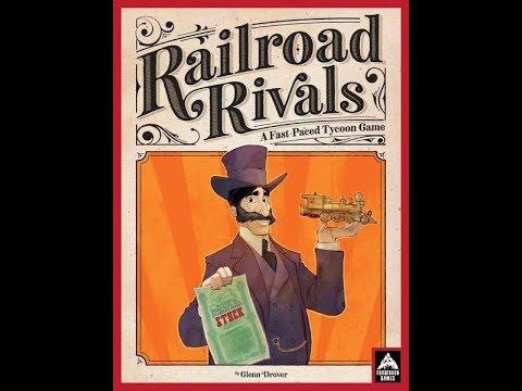 Dad vs Daughter - Railroad Rivals