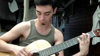 Rhapsody Of Fire - Gargoyles, Angels Of Darkness (Acoustic Intro) (Cover By JP)