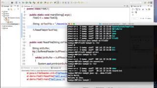 Java IO BufferedReader/FileReader and BufferedWriter/FileWriter
