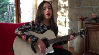 The Weeknd I Feel It Coming Ft Daft Punk Cover By Maria Fernandes