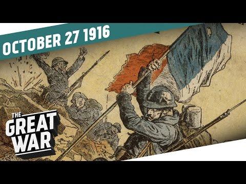 Francouzi obrací bitvu o Verdun