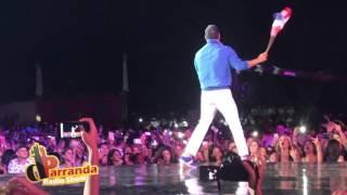 Mozart la Para, Johnny Ventura, Eddy Herrera y Gabriel en show dominicano Premios Heat 2017