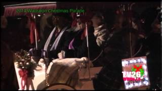 preview picture of video 'From TV26-2014 Wauseon Christmas Parade'