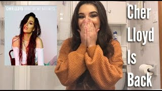NONE OF MY BUSINESS - CHER LLOYD (REACTION VIDEO)