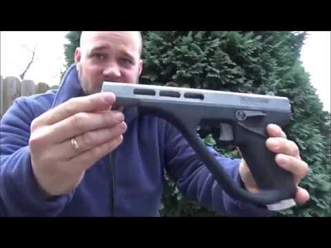 Arcus Viper CO2 - Stärkste CO2 Pistole der Welt - 34 Joule Power!