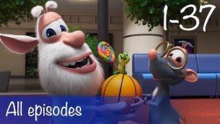 Booba - Compilation of All 37 episodes + Bonus - Cartoon for kids