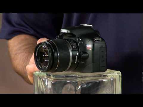 Canon EOS 550D / Rebel T2i Hands-on Review