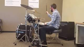 James Taylor - You And I Again (Drum Cover)