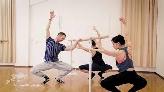 Ballett M/F: Teil 1, Warm-Up, Pliés, Tendus, Jetés