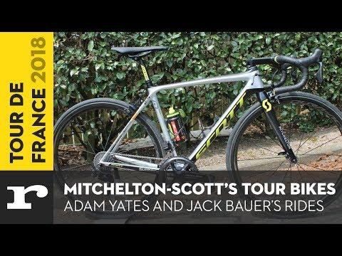 Tour de France 2018 - Mitchelton-Scott's Tour bikes