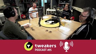 Tweakers Podcast #85 - Blizzard-excuses, rickrollen met lasers en tafeltelefoons