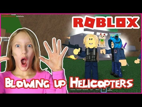 Blowing Up Helicopters / Redwood Prison
