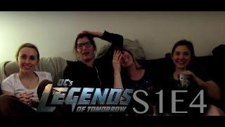 Legends of Tomorrow S1E4