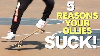 5 Reasons Your Ollie