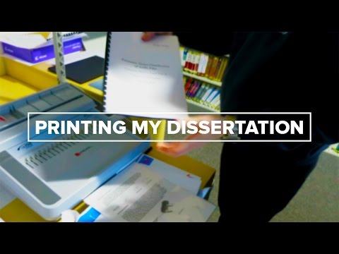How to write a dissertation oxford