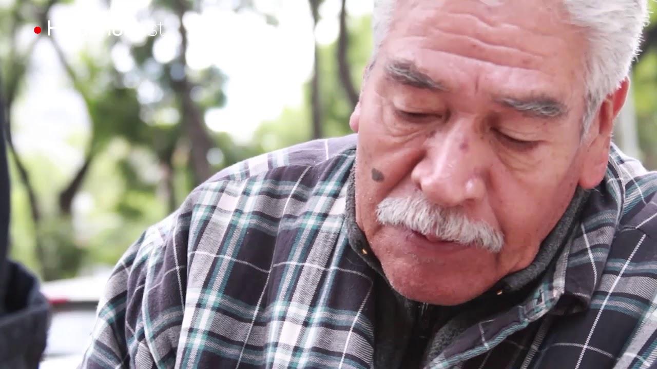 Un oficio antiguo todavía vigente en Ciudad de México