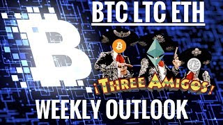 Litecoin Weekly Outlook + Bitcoin & Ethereum