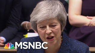 Brexit Is Bigger Than British Politics, It Affects The U.S. Economy | Velshi & Ruhle | MSNBC