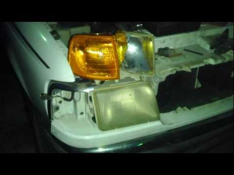 How To Replace The Blinker(s) On A Ford Ranger