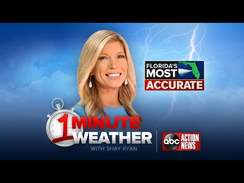 Florida's Most Accurate Forecast with Shay Ryan on Monday, September 18, 2017