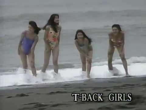 ハイレグTバック水着 one piece thong swimsuit girls