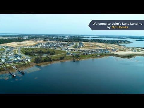 Take a tour of the amazing John\'s Lake Landing