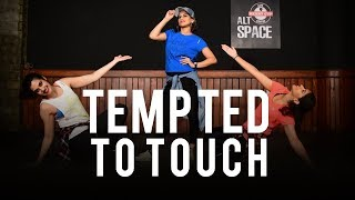 Dance Fitness Routine | Tempted To Touch | By Vijaya Tupurani | Zaeden Feat Rupee