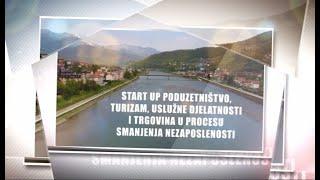 Start up poduzetništvo, turizam, uslužne djelatnosti i trgovina u procesu smanjenja nezaposlenosti