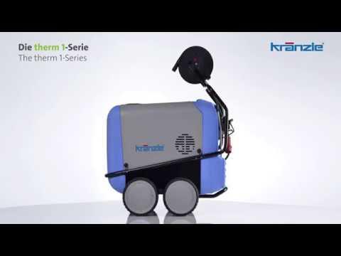 Kränzle therm 1-Serie | Heißwasser-Hochdruckreiniger