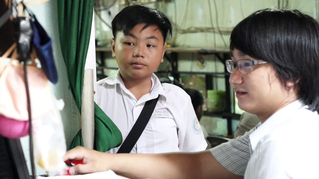 The story of young people with disabilities