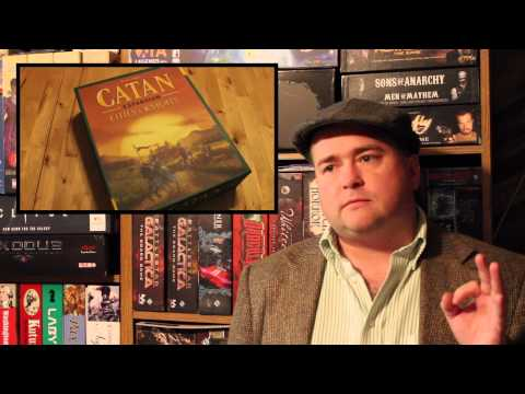 The Discriminating Gamer: Catan: Cities & Knights, 5th Edition