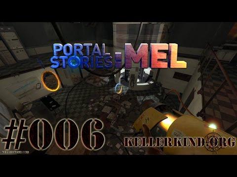 Portal Stories: Mel #6 – Eine sprechende Kugel! ★ Let's Play Portal Stories: Mel [HD 60FPS]