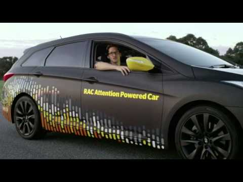 Australian Car Uses Neuro Headset To Slow Down When Your Attention Slips