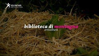 BIBLIOTECA DI MONTAGNA: ORTICOLTURA