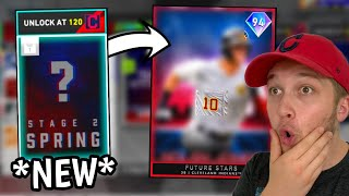 revealing new FUTURE STAR for team affinity STAGE 2.. (mlb the show 20)
