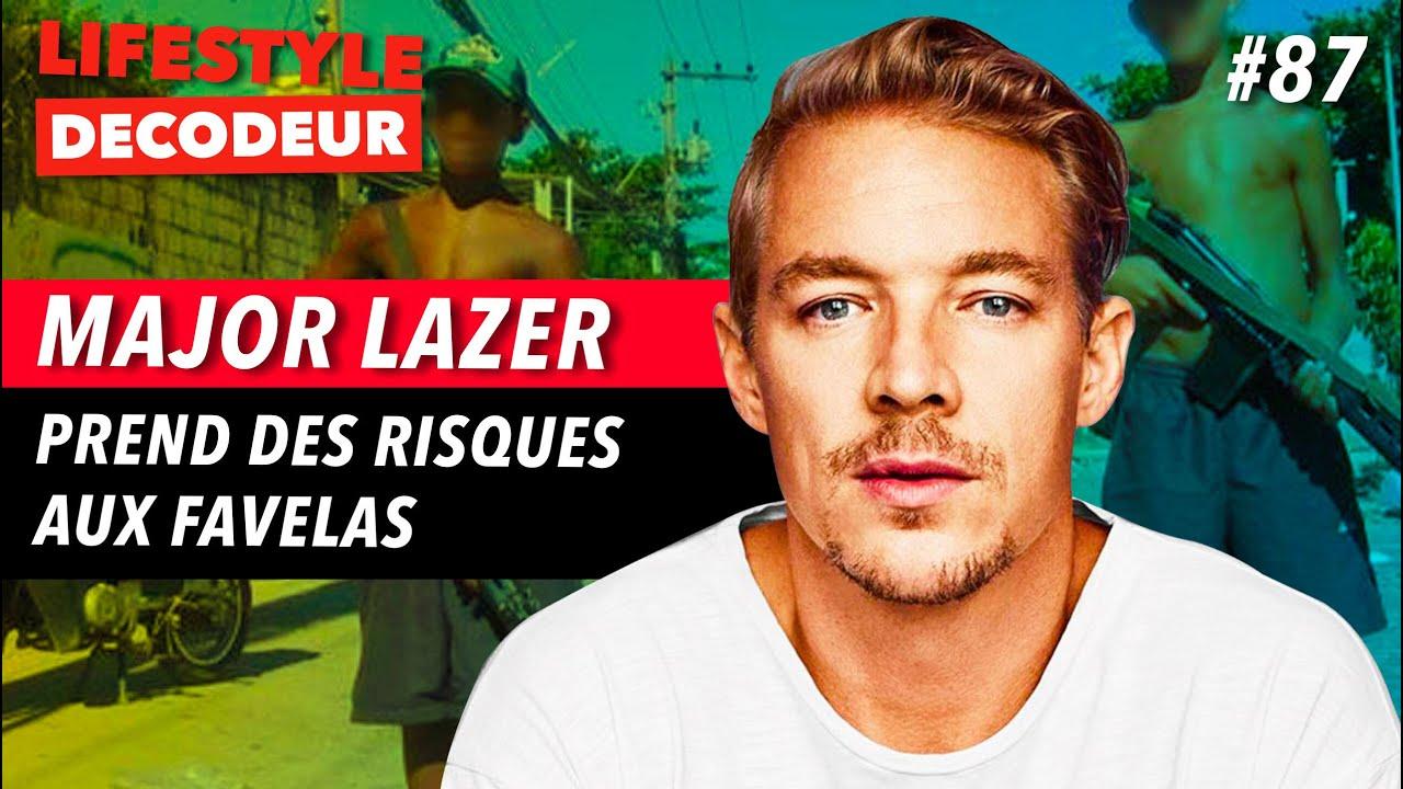Major Lazer | Comment les Favelas & Kingston ont Influencé Leur Musique - LSD #87