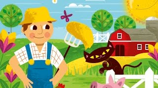 Best kid's songs - The farmer in the dell
