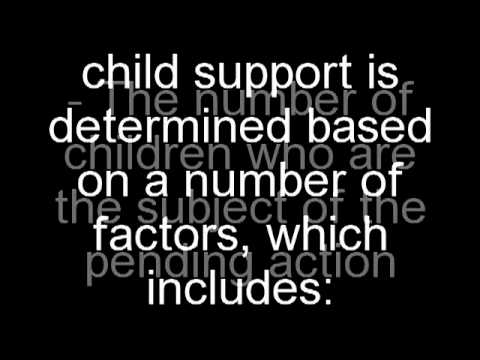 Child Support Calculator | How To Use It