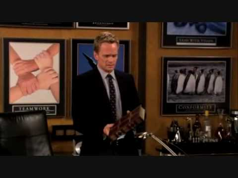 How I met your mother-The most important rule of the Bro Code