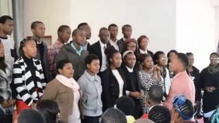 Mighty Wits Sdasm Choir - Lona Ba Ratang