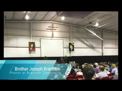 Brother Joseph Branham - Are you a Prisoner to your Cell Phone or to Jesus Christ?