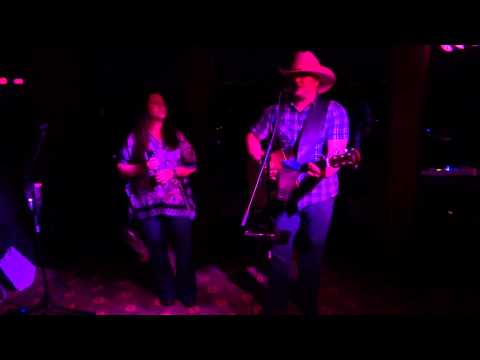 "Chad & Heather Country Rock Duo performing ""Kiss Me or Not"" cover"